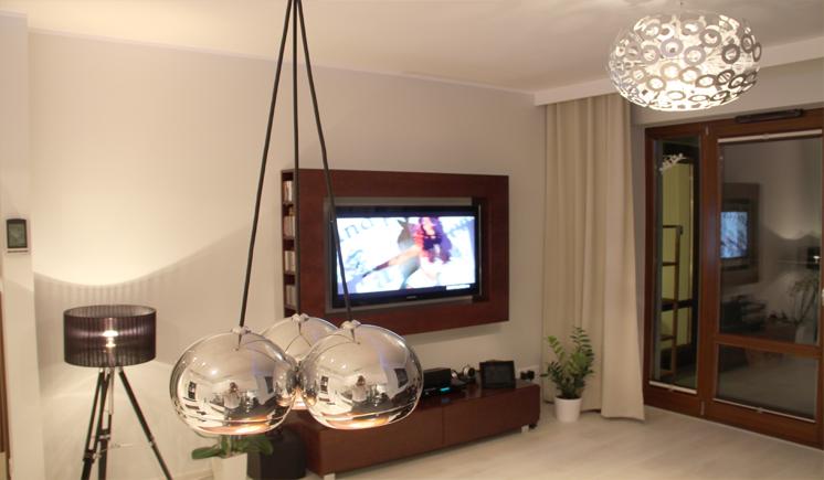 projektowanie wnętrz - Warszawa - Wola, ul. Giełdowa, Capital Art. Apartaments